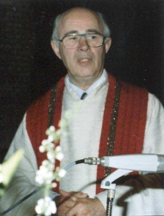 Pastoor Willem van der Veer